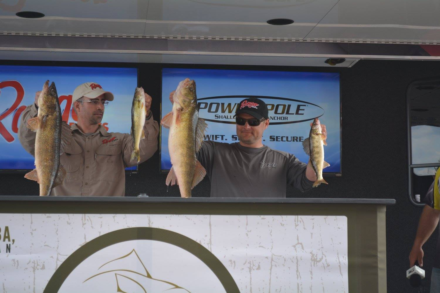 NTC winners 16 w fish