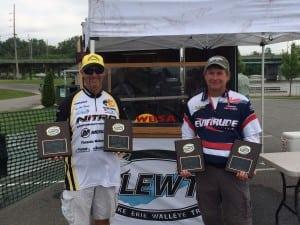 Winners - Ronnie Rhodes and Joe Whitten