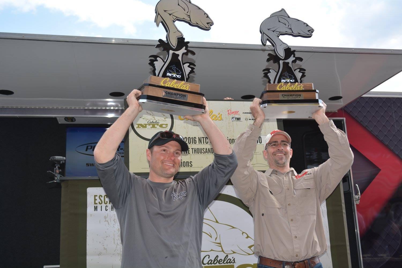 NTC winners 16 w trophy