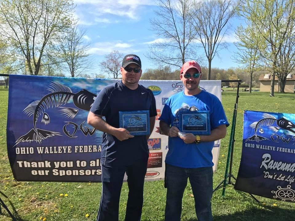 """Booher/Burns feel the """"Vibe"""" at OWF Mosquito Lake Tournament"""