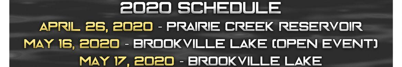 Crossroads Walleye Trail Schedule Page